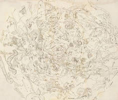 Map of constellations by MariaSemelevich
