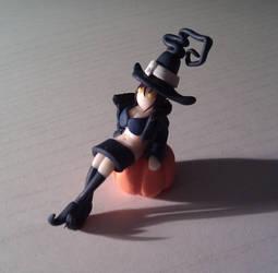 Blair figurine by wonder246