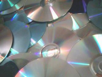 cd's by BL00DG0D