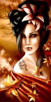 Bringer of Autumn by Cristle-Drake