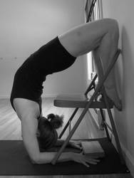 Vrschikasana Scorpion Pose by yogamom