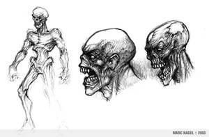 ::zombie:: by marcnail