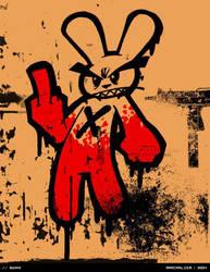 ::bunny:: by marcnail