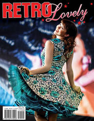 Cover for Retro Lovely Magazin by hihosteverino