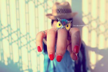 owl lover. by lisz
