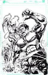 hulk 181 homage by mannieboy