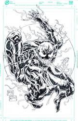 amazing venom by mannieboy
