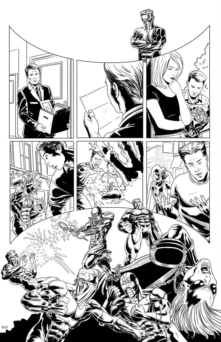 Calvary teaser page by mannieboy