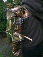 Steampunk Arm FIN1 by Skinz-N-Hydez