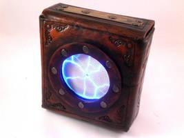 Steampunk Plasma Pouch MK7 by Skinz-N-Hydez