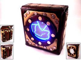 Steampunk Plasma Pouch MK10 by Skinz-N-Hydez
