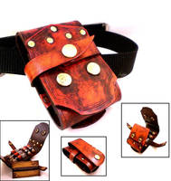 Steampunk Vial Holster the 3rd by Skinz-N-Hydez