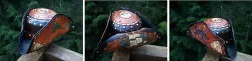 Custom Pirate hat by Skinz-N-Hydez