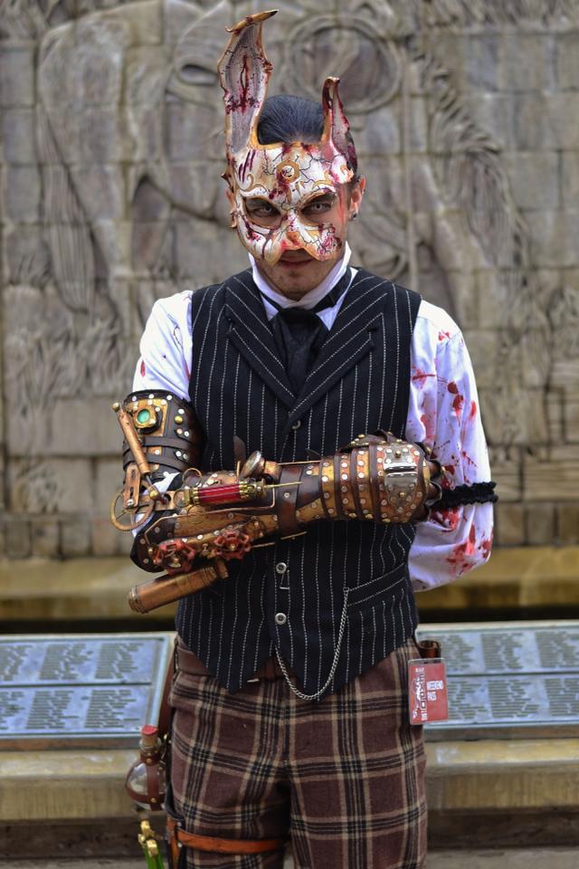 BioShock Splicer by Skinz-N-Hydez