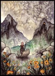Tale of a shepherdess by Sieskja