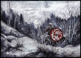 ' The full sheen of glory ' by Sieskja