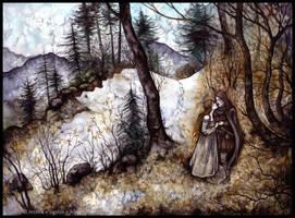Crimson Tale by Sieskja