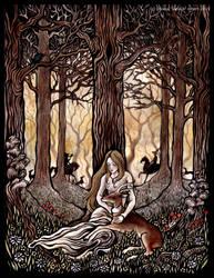 Le Chant du Cor II by Sieskja