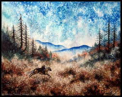 'Landet Som Icke Ar' by Sieskja
