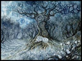 ''A Forest to Roam...'' by Sieskja
