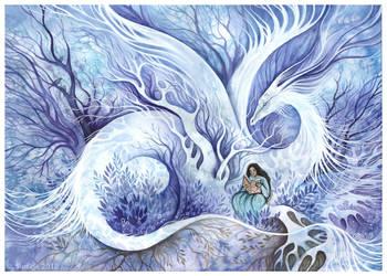 My Familiar Dream by Sieskja