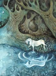 Le Reflet by Sieskja