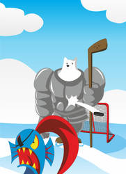 UnderHockey, Part 2 by Piterq12