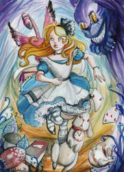 Alice by Stef125