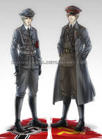 APH: Red. Conflict. by xiaoyugaara