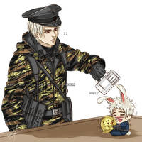 APH: what happened to My Beer? by xiaoyugaara