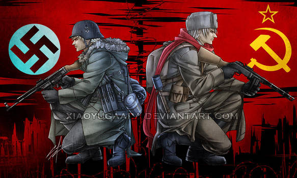 APH: Hunt by xiaoyugaara
