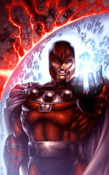 Magneto by JPRcolor