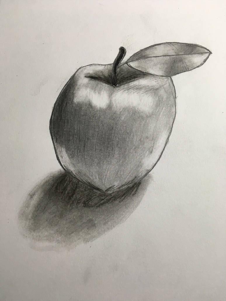 Apple by VinnieValentine00