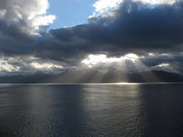 Sunlit Alaska by Altered-Genos