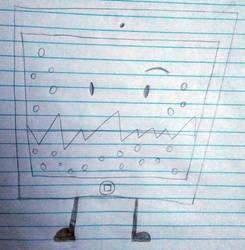 Mepad (Inanimate Insanity) by Moosiful