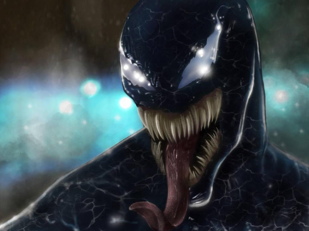 Venom  by celjaepfunk
