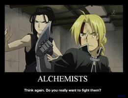 alchemists by TamyouRue