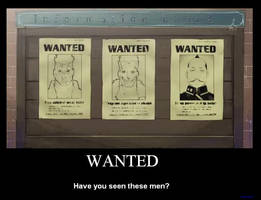 wanted by TamyouRue
