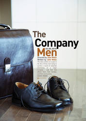 The Company Man by kanshave