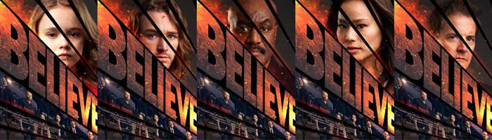 BELIEVE Tv Series Full 1 by kanshave