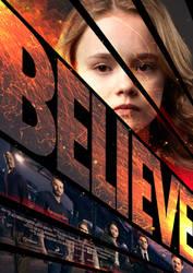 BELIEVE Tv Series by kanshave