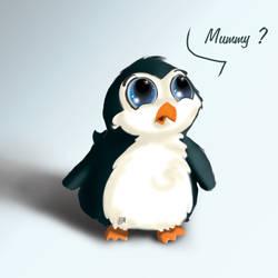 Pingouin by Shelleyna