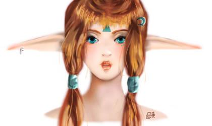 Elfe by Shelleyna