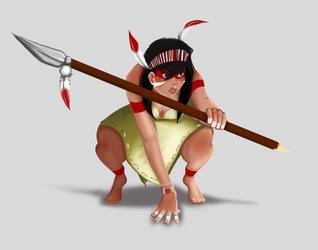Native American by Shelleyna