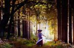 Forest Imp by kayceeus