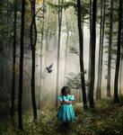 Guardian Angel by kayceeus