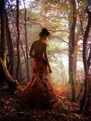 Autumn Forest by kayceeus