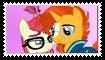 Moondancer x Sunburst Stamp by Zee-Stitch