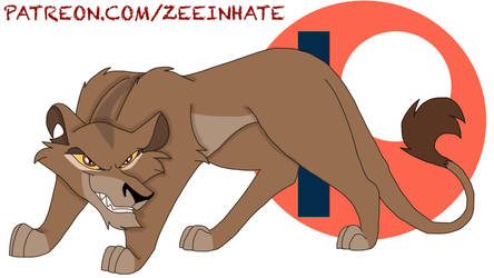 Patreon in Hate by Zee-Stitch