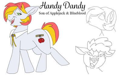 Zee NextGens: Handy Dandy by Zee-Stitch